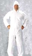 Painters Suits, Disposable Hooded Protective Suits and Clothing