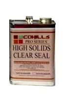 CLEAR-SEAL HIGH SOLIDS SEALER (1G, UPS ground ship only)