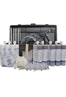 Concrete Wall Crack Repair Kit, Epoxy Injection, 30 ft.