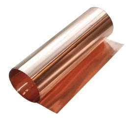 2 Copper Metal Flashing or Contractors DIY 16 oz 24 Gauge 10/' Rolls in Various Widths for Roofing