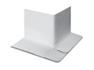 GAF EverGuard Corner Curb Wrap. White Color. 13.5 in. Length (box/4)