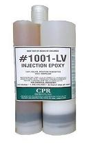 Concrete Crack Injection Epoxy, SPECIFY GRADE (case/15)