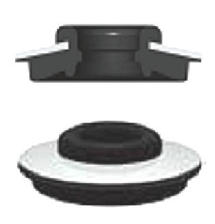 Dekfast Multi Seal Molded Rubber / Metal Sealing Washers, from Best Materials