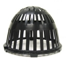 7 5/8x5-1/2 in. Replacement Poly Drain Dome Strainer / Grate
