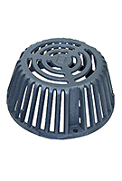 10 inch Cast Iron Replacement Drain Dome / Strainer (1)