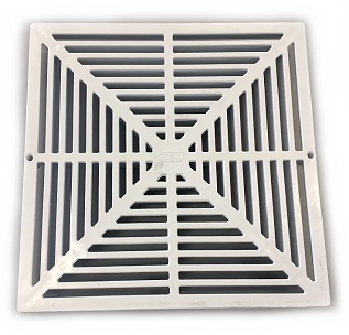 Zurn Fd2370 Replacement Drain Cover Full Grate