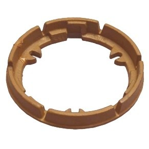 7-1/4 in. OD Smith 1330C Replacement Cast Iron Flashing Clamp / Ring - 7-1/4 inch OD Smith 1330C Replacement Cast Iron Flashing Clamp / Ring. Fits Smith 1330 Series Drains. Price/Each.