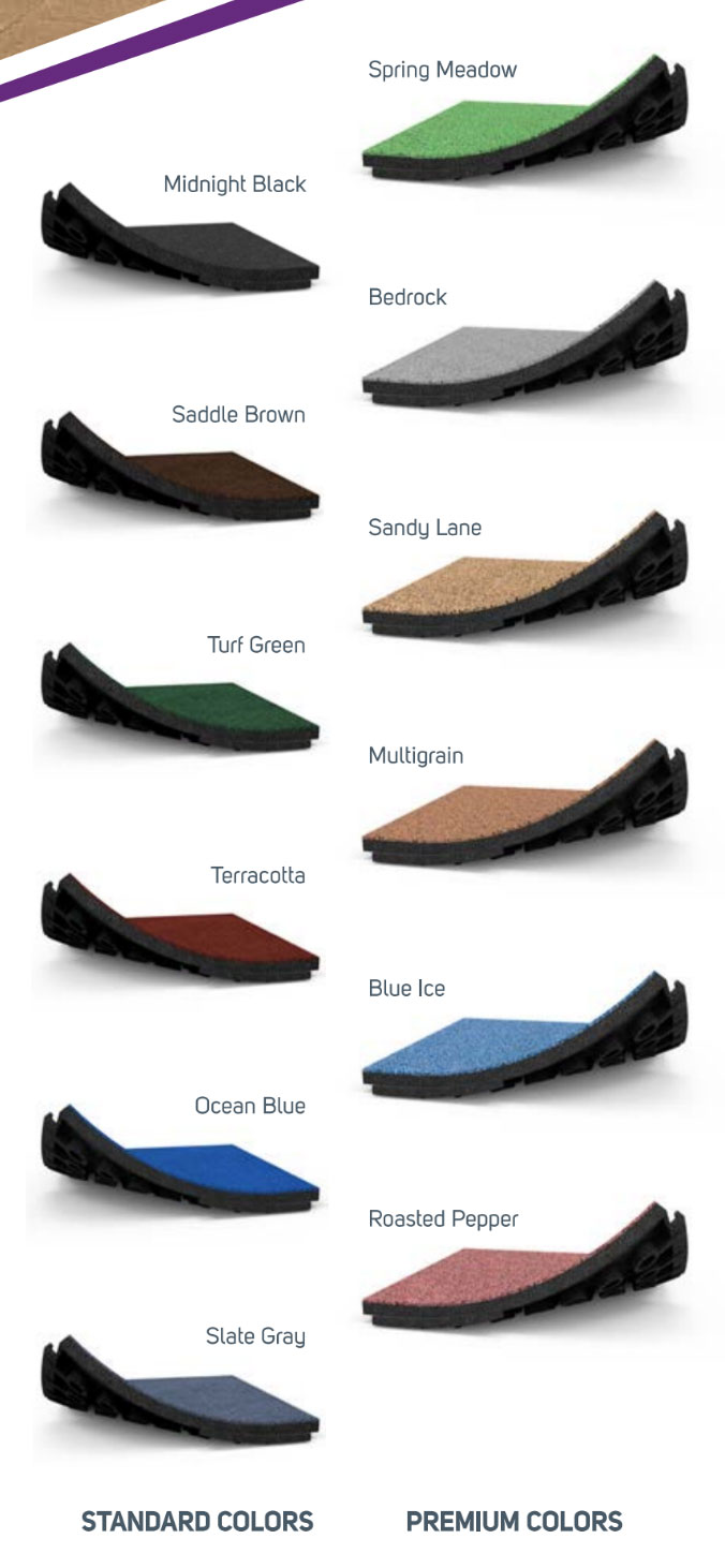 DuraSTRONG Color Options List