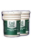 Elastuff 103 Polyurethane Waterproofing Topcoat, 2-Part, (5G)