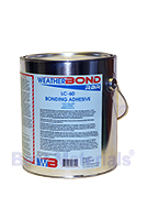 EPDM LC-60 Bonding Adhesive, Solvent Based (1G)
