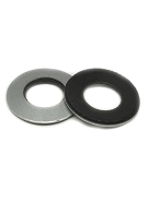 #10 x 1 in. Galv. EPDM Bonded Sealing Washer, 3000