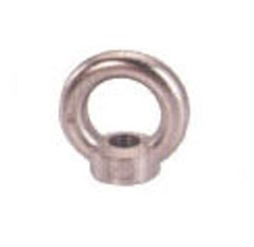 24MM Forged Eye Nut, Metric, Stainless Steel (1) - #SSDN24 24MM FORGED STAINLESS STEEL METRIC EYE NUT. Price/ Each.