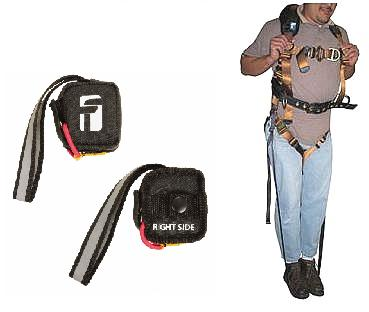 ReliefPak Suspension Trauma Safety Strap / Relief Step