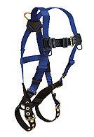 Full Body Harnesses, 1 D-Ring, 5 Point, Extra-Small
