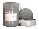 NovaTuff FC-200 Protective Epoxy Floor Coating, Nickel Gray Color, (5G)