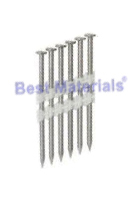 2 x .113 Stainless 6D Nail, RING, 21 Deg Collated, FRH Box, 2000