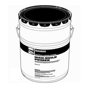 Sonneborn High Build Concrete Floor Primer (3G) - BASF High-Build Concrete Floor Primer, 3-Gallon Pail. Price/Pail. (Special order; see detail view for ordering notes)