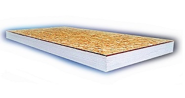Insullam Insulation Board 1 1 2 Inch With 1 2 Inch Plywood