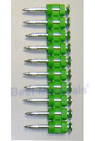 NailPro Smooth Pins, 1/2-Inch x 0.100, Galvanized (5000)