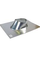 5 inch Galvanized IP Jack / Roof Pipe Flashing