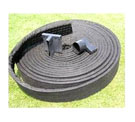 J-Drain 12 inch x 165 ft Roll SWD Foundation/Turf Drainage Collector
