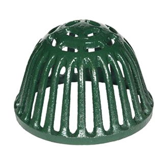7-1/2 in. Josam 22202 Cast Iron Dome (1) - 7-1/2 inch OD x 5-1/4 inch High Josam Replacement Cast Iron Drain Dome, Beehive Type. Fits Josam 22080 series Drains. Price/Each. (shipping leadtime 1-2 business days)