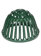 7-1/2 in. Josam 22202 Cast Iron Dome (1)