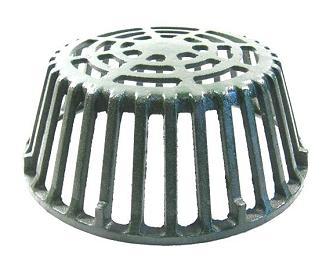 14-1/4 in  Josam 4116 Cast Iron Drain Dome (1)