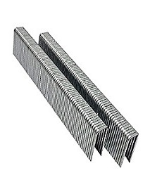 L15SS 1-1/4 Leg x 1/4 Narrow Crown Staples, 18 Ga Stainless (5000) - L15SS L-Series Narrow Crown Staples, 1-1/4 inch Leg X 1/4 inch Crown, Senco Type, 18 Gauge 304 Stainless Steel, Chisel Point. 5000/Box. Price/Box.