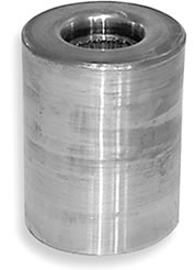 5 in., 4#, Lead Vent Pipe Cap / Counter Flashing (1) - #LC588, 5 in., 4 Lb. Lead Cap / Counter Flashing for 5 in. Vent Pipe (fits L588). Price/Each.