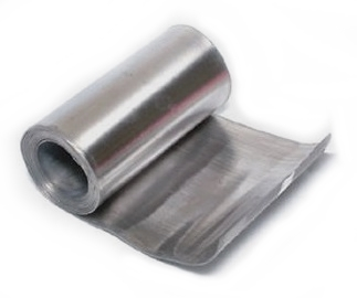3 ft. X 21 ft, 2.5 Lb Lead Sheet (157.5 Lb roll) - 3 FT. X 21 FT.  ROLL OF LEAD SHEET, 2.5 LB./SQFT, 157.5 LB. ROLL. PRICE/ROLL. (shipping leadtime 1-2 business days)