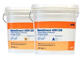 Liquid Epoxy Concrete Bonding Adhesives