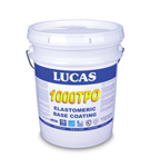 LUCAS #1000TPO TPO Roof Elastomeric Base Coating, 5 Gallon Pail