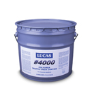 LUCAS #4000 Polyurea Traffic Deck Coating, 2-Part, 3 Gallons, SPECIFY COLOR