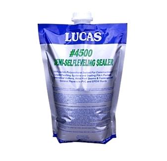 Lucas 4500 Semi Self Leveling Pocket Sealer Gray 2l