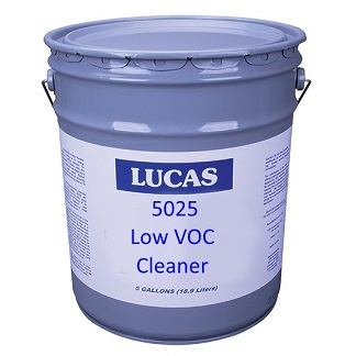 Lucas Low Voc Solvent Seam Splice Cleaner 5g Ground Ship