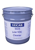 Lucas Solvent Seam Cleaner For Membrane 14 Oz Can