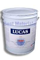 Lucas 5500M Seam Sealer, Brushable Mastic Grade (3G)