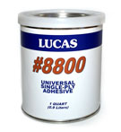 Lucas Universal Bonding Adhesive For EPDM/TPO/PVC (1-Qt)