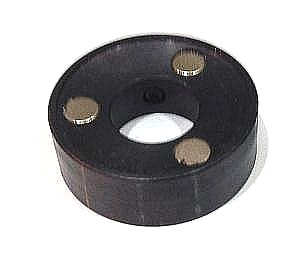 Magnetic Nose/Tip, for NPCT-3040 - Jaaco Magnetic Nose/Tip Attachment for 1-1/4 Stucco Washer. Fits Jacco NailPro Pin Tool NPCT-3040. Holds 1-1/4 inch Metal Washers. Price/Each.