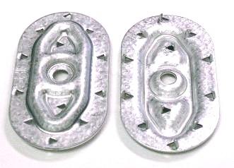 Magnum Plus Oval Pvc Membrane Fastening Plates 500