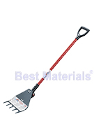 48 in. Adjustable Head Beast Shingle Remover