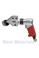 Pneumatic Heavy Duty Metal Cutting Turbo Shear