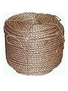1 inch x 100 ft. Natural Fiber Manila Rope, 3-Strand