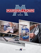 Marshaltown Catalog | Tools for Concrete and Masonry