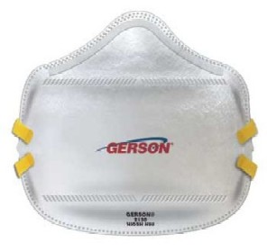 N95 Particulate Respirator, Gerson Smart Mask, Bulk Pack,, Box/20 - N95 Particulate Respirator, Gerson Foldable Smart Mask 2130C. Bulk Packed, 20 Masks/Box. Price/Box.