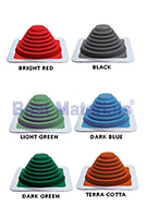 #1 Master Flash Special Color EPDM Square-Base Flashing