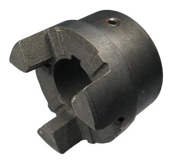 Maurey Mfg FC-0951, Hi-Q Coupling Half, 1-inch Bore - Maurey Mfg FC-0951, Hi-Q Coupling Half, 1-inch Bore with Keyway, Machined Heat Treated Cast Iron. Price/Each Half. (aka Cleasby # K13110-100)