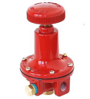0 60 Psi Adjustable Propane Gas Regulator