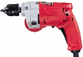 Milwaukee #0233 3/8 in. 0-2800 Rpm Magnum Keyless Electric Drill, Recon - Milwaukee #0233 3/8 in. Magnum® Electric Drill, 5.5Amp, 120V, 0-2800 RPM, Reversing, with Keyless Chuck. Factory Reconditioned with Full 5 Year Factory Warranty. Price/Each. (special sale, inventory reduction, qty limited, see other notes)
